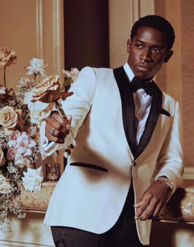 Damson Idris Biography   Everything About The Snowfall Star