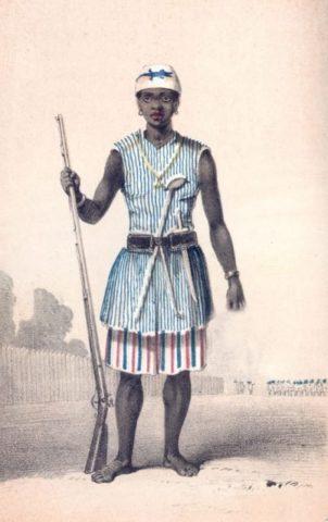 War of Dahomey