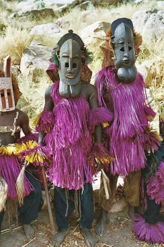 Their masked cultural performances have become huge tourist attractions.
