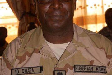 Brig-Gen. Francis Omata