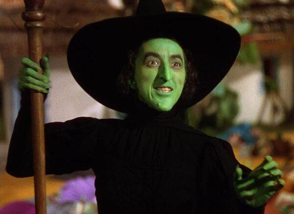 Margaret Hamilton - The Wizard Of Oz