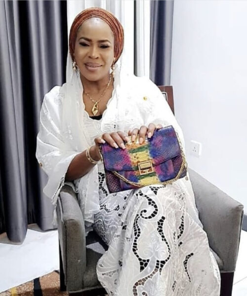 Fathia Balogun Biography