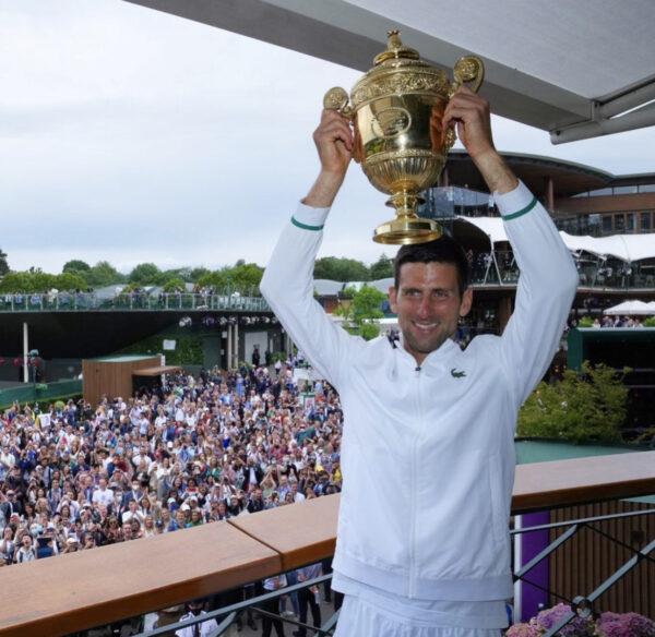 Biography of Novak Djokovic